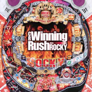 CR Winning Rush With ROCKY RR・Y