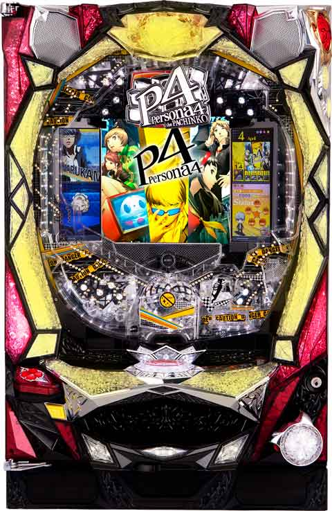 CRペルソナ4 the PACHINKO 99Ver.